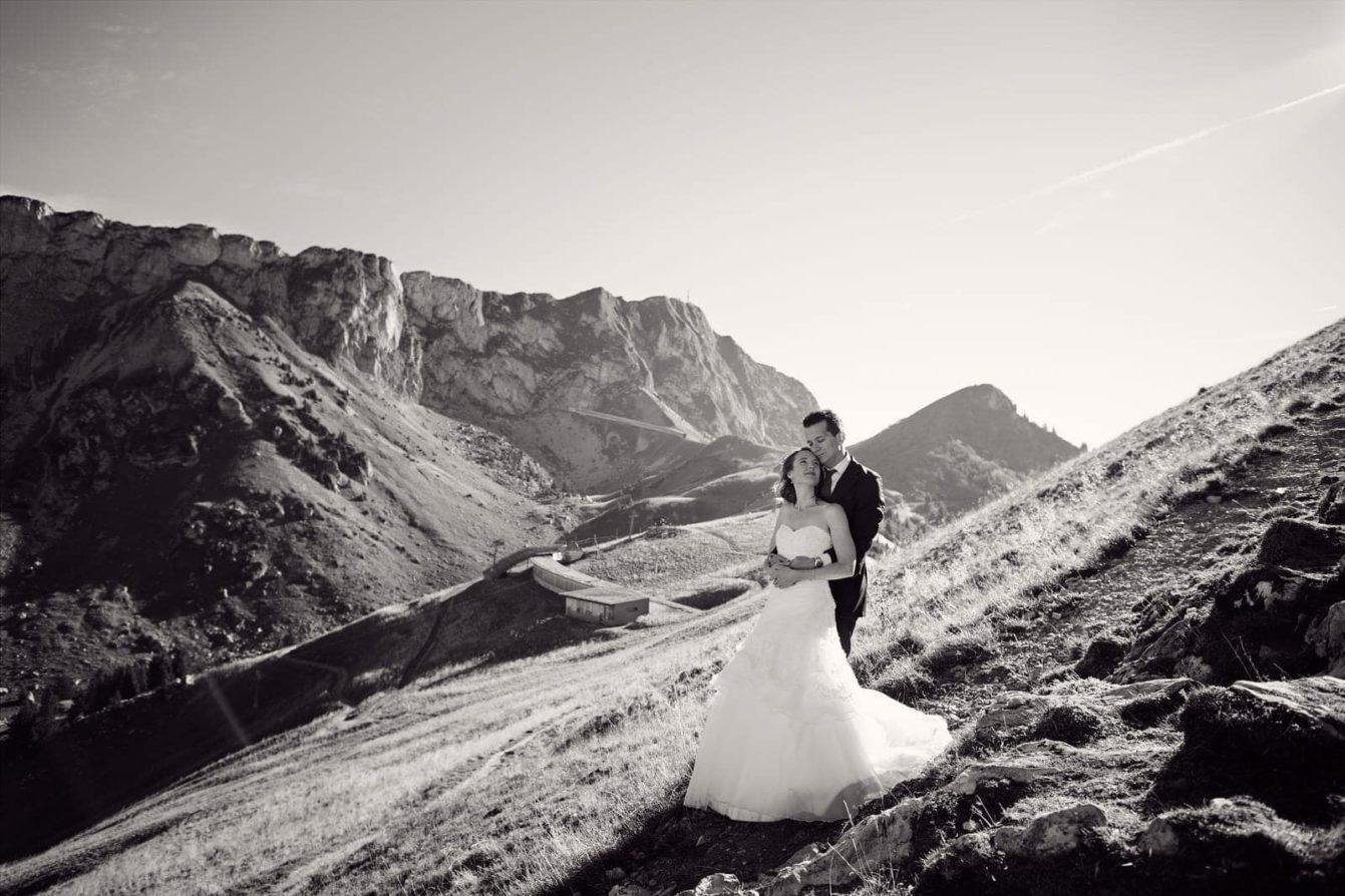 Photographe de mariage, séance day after