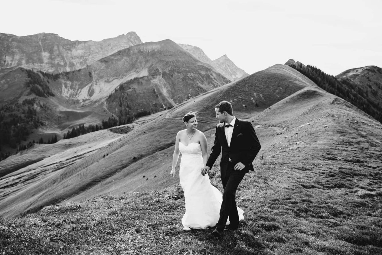 photo couple montagne fribourg