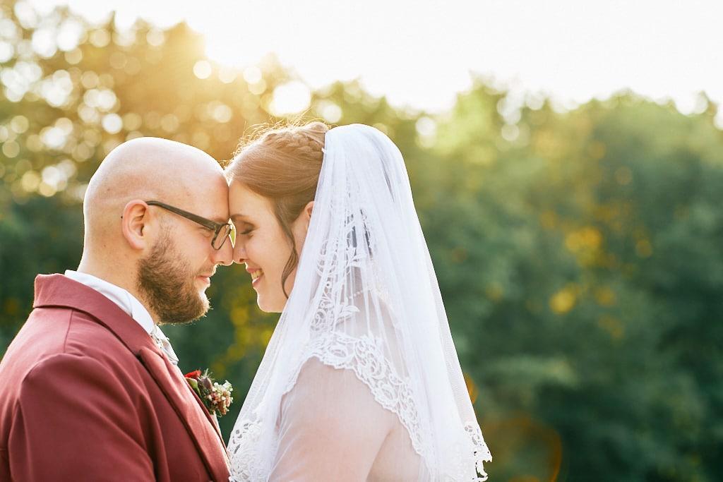 photos mariage bulle