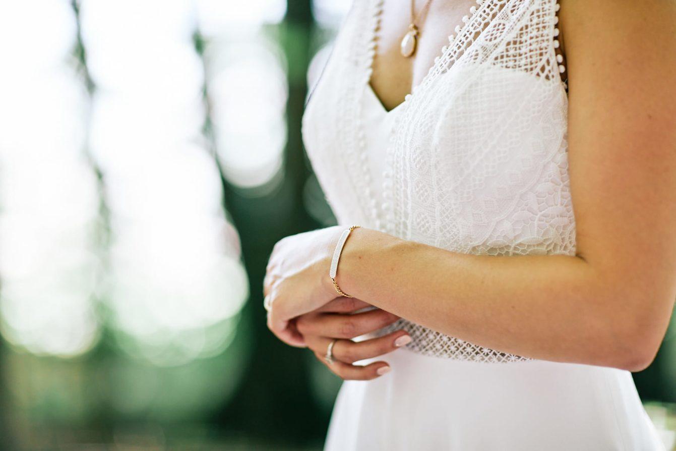 Photos détails mariage