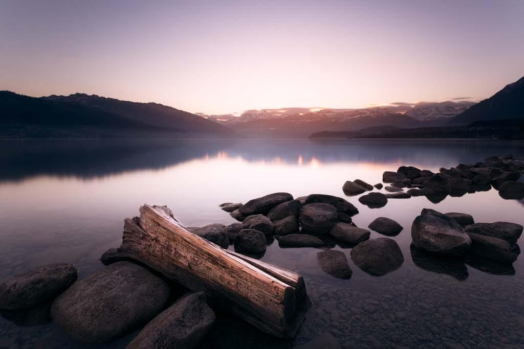 Photographe Paysage Jeremy Sauterel Suisse Lac Thoune 0006