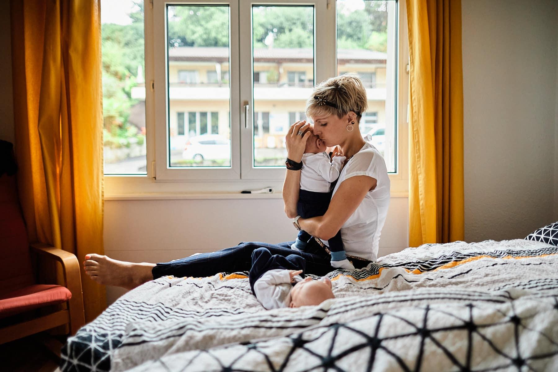 Photographe bébé en suisse